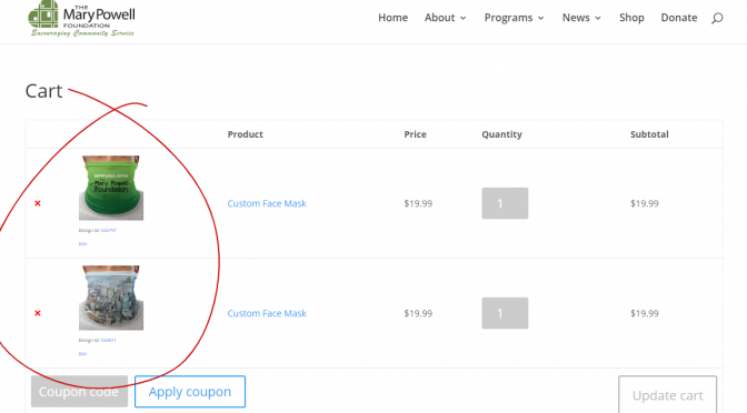 CSS Tip: Show Your WooCommerce Product Thumbnails In The Cart on Desktop and Mobile