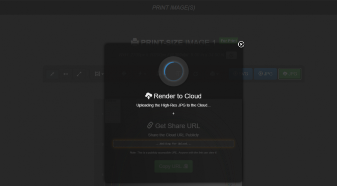 Renderer 3.23.2 Adds Render-to-Cloud with Share URL for Faster On-Demand Order-to-Print Workflows