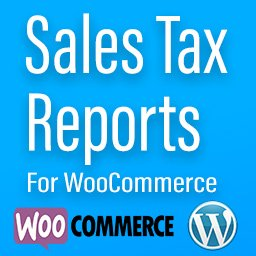 New Standalone Sales Tax Reporting Plugin (free)